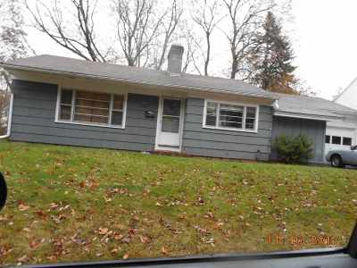 Belknap County, Carroll County, Cheshire County, Coos County, Grafton County, Hillsborough County, Merrimack County, Rockingham County, Strafford County, Sullivan County Single Family Home For Sale: 11 George Avenue