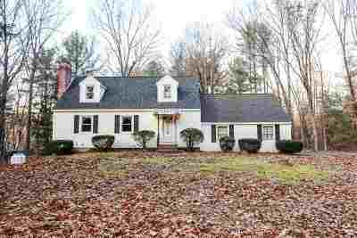 Londonderry Single Family Home Active Under Contract: 94 Adams Road