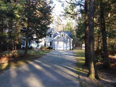 Merrimack Single Family Home For Sale: 3 Greatstone Dr Drive