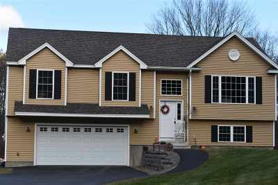 Salem Single Family Home Active Under Contract: 39 Cross Street