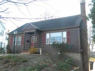 Nashua Single Family Home For Sale: 29 Williams Street