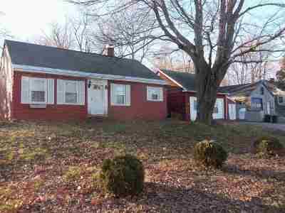 Somersworth Single Family Home For Sale: 3 Bennett Street