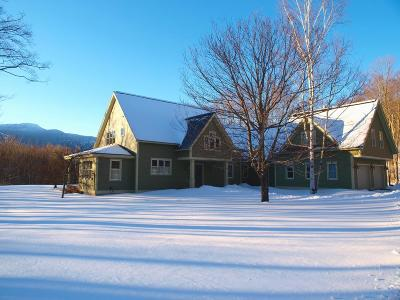 Stowe Single Family Home Active Under Contract: 271 Thomas Pasture Lane
