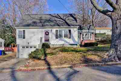 Single Family Home For Sale: 376 Seames Drive