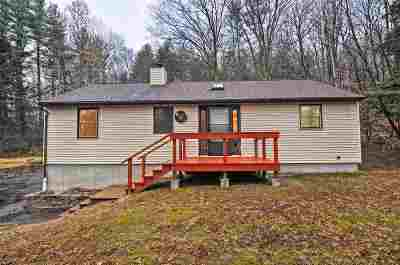 Single Family Home Active Under Contract: 735 River Road