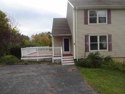 Derry Single Family Home For Sale: 5 Richardson Road #L