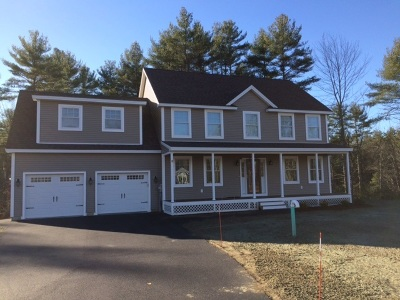 Durham Single Family Home For Sale: 12 Mathes Cove