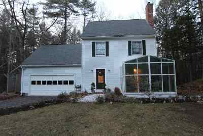 Milford Single Family Home For Sale: 529 Mason Road