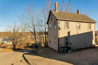 Somersworth Single Family Home For Sale: 12 Linden Street