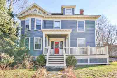 Portsmouth Condo/Townhouse For Sale: 921 Middle Street #C