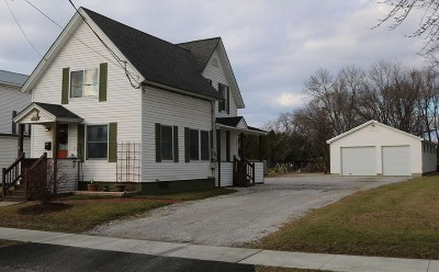St. Albans Town Single Family Home For Sale: 295 Lake Street
