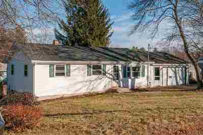 Nashua Single Family Home Active Under Contract: 9 Woodgate Street