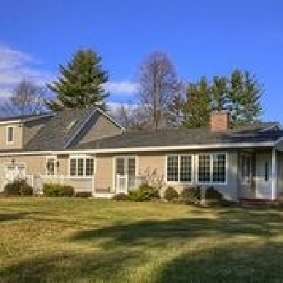 Salem Single Family Home For Sale: 1 Birch Hill Road