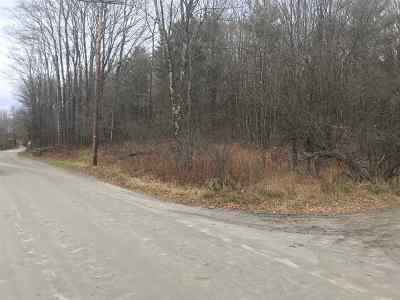 Essex Residential Lots & Land For Sale: 127 Indian Brook Road