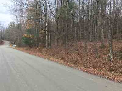 Essex Residential Lots & Land For Sale: 61 Lot#8 Indian Brook Road #8