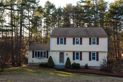 Windham Single Family Home Active Under Contract: 7 Autumn Street