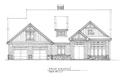 New Boston Single Family Home For Sale: 88-02hl Indian Falls Rd