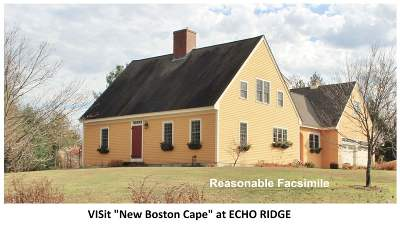 New Boston Single Family Home For Sale: 88-00hl Indian Falls Echo Ridge