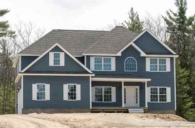 New Boston Single Family Home For Sale: 89-21hl Indian Falls Echo Ridge