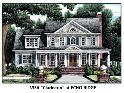 New Boston Single Family Home For Sale: 89-18hl Indian Falls Echo Ridge
