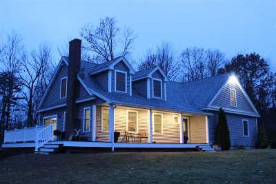 Rochester Single Family Home Active Under Contract: 376 Cross Road