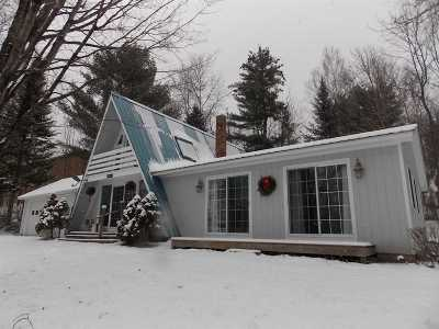 Caledonia County Single Family Home For Sale: 6917 Vt Route 18