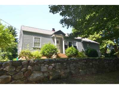 Manchester Single Family Home For Sale: 247 Wilkins Street