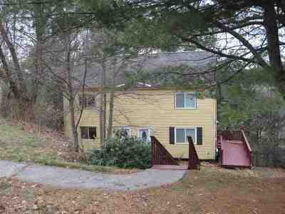 Derry Single Family Home Active Under Contract: 9l Overlook Drive
