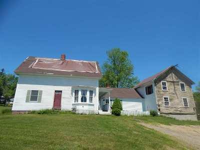 Tilton Single Family Home For Sale: 77 Winter Street
