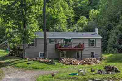 Single Family Home For Sale: 299 Kingdom Rd
