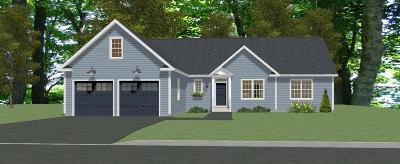 Pelham Single Family Home For Sale: 9 Powderhorn Drive #Lot 12