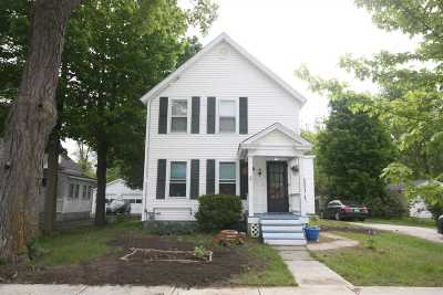 St. Albans City Single Family Home Active Under Contract: 23 Cedar Street