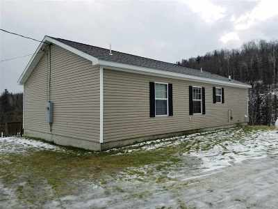 Caledonia County Single Family Home For Sale: 5051 Us 5 Route