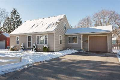 Somersworth Single Family Home For Sale: 1 Rowland Street