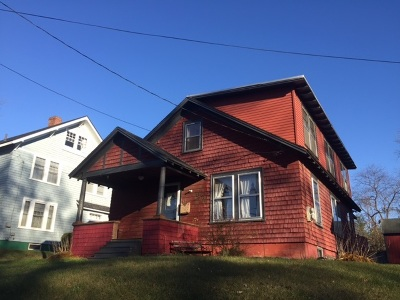 Caledonia County Single Family Home For Sale: 340 Pleasant Street