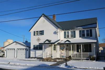Enosburg Single Family Home Active Under Contract: 218 Pleasant Street