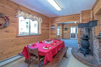 Conway Single Family Home For Sale: 123 Dinsmore Road