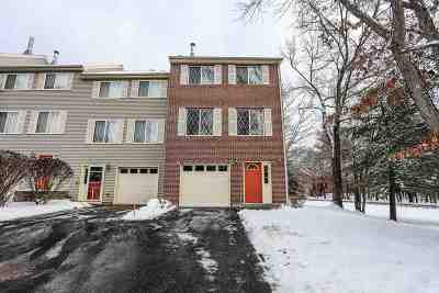 Merrimack Condo/Townhouse Active Under Contract: 1 Lynn Drive #1