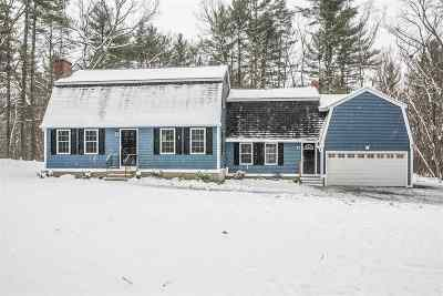 Litchfield Single Family Home Active Under Contract: 7 Blue Jay Way