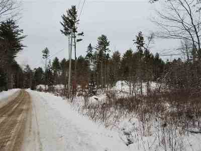 Grafton Residential Lots & Land Active Under Contract: Slab City Road