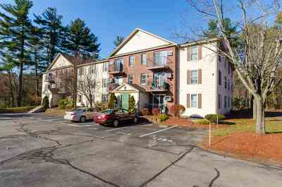 Merrimack Condo/Townhouse Active Under Contract: 17 Kimberly Drive #34