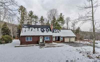 Single Family Home For Sale: 2060 Terry Hill Road