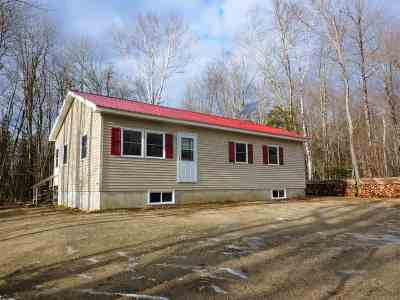 Essex County Single Family Home For Sale: 116 Spectacle Pond Road