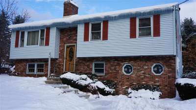 Goffstown Single Family Home Active Under Contract: 207 Elm Street
