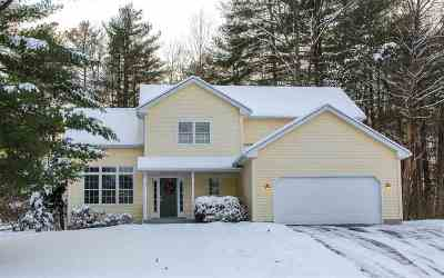 Colchester Single Family Home For Sale: 17 North Harbor Road