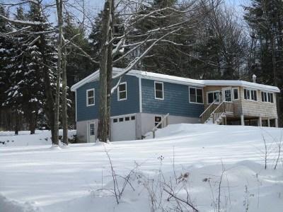 Antrim Single Family Home For Sale: 389 Clinton Road