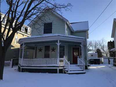 St. Albans City Single Family Home For Sale: 228 Lake Street