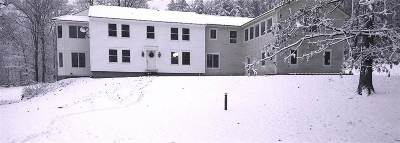 Hanover Single Family Home Active Under Contract: 40 Wolfeboro Road