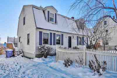 Manchester Single Family Home Active Under Contract: 25 Lamonte Street