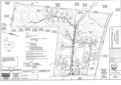 Merrimack County Residential Lots & Land For Sale: Cross Mill Road